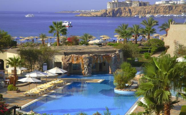 Sharm El Sheikh Marriott Resort Mountain