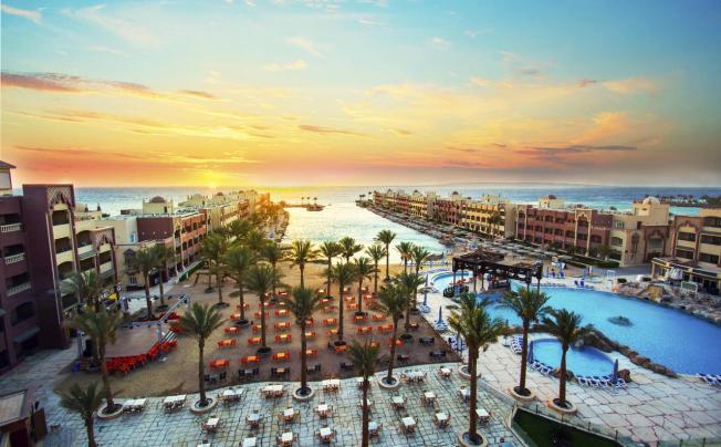 Sunny Days Resort Spa & Aqua Park (ex. Sunny Days El Palacio Resort & Spa; Sunrise El Palacio Resort)