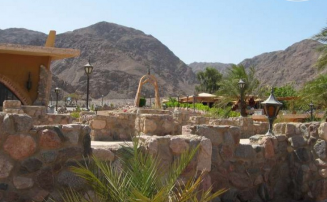 Отель Helnan Taba Bay (ex. Salah El Dien Taba; Charm Life Island View Taba)