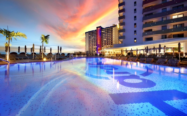 Отель Hard Rock Hotel Tenerife