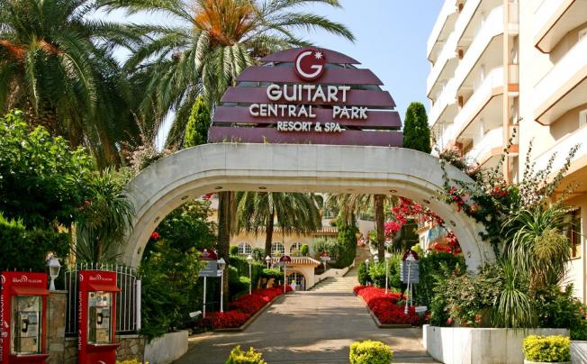 Guitart Central Park Aqua Resort (ex. Guitar Central Park Resort & Spa)