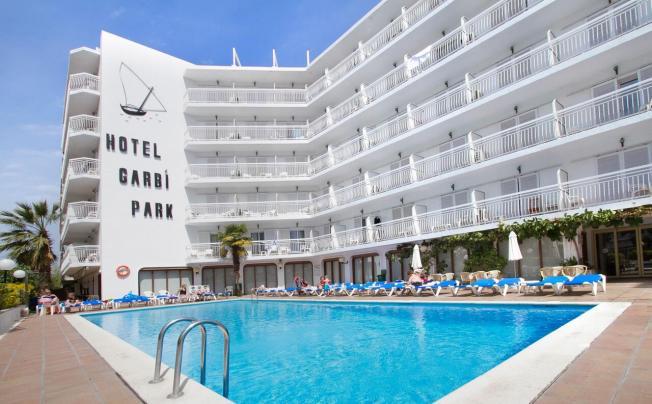Garbi Park Hotel & Aquasplash