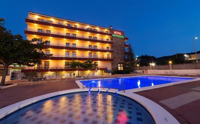 Continental Hotel Tossa
