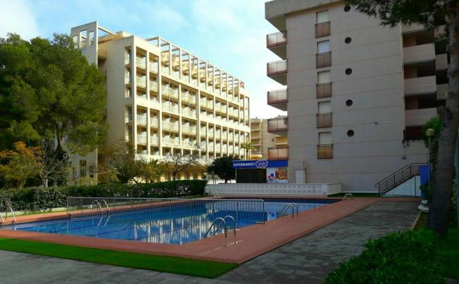 Inter 2 Salou Aparthotel (ex. Internacional Ii Hotel Salou)