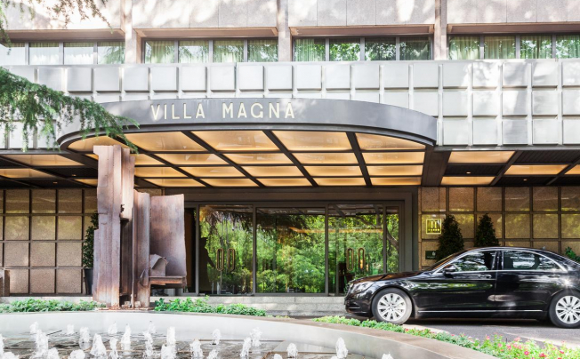 Villa Magna Hotel