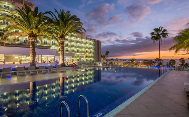 Hovima Costa Adeje (ex. Luabay Costa Adeje; Esmeralda Hotel Tenerife)