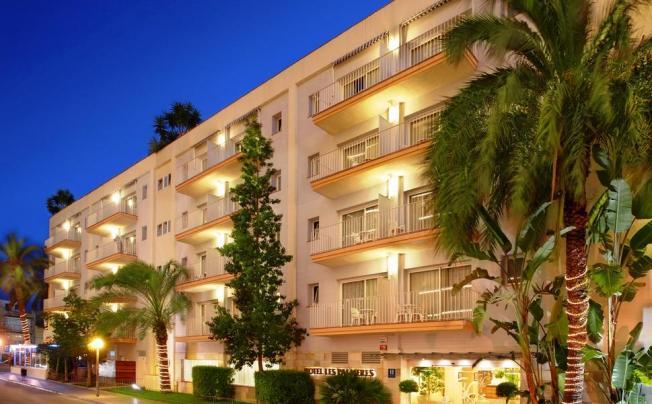 Les Palmeres Hotel (ex. Best Westen Hotel Les Palmeres)