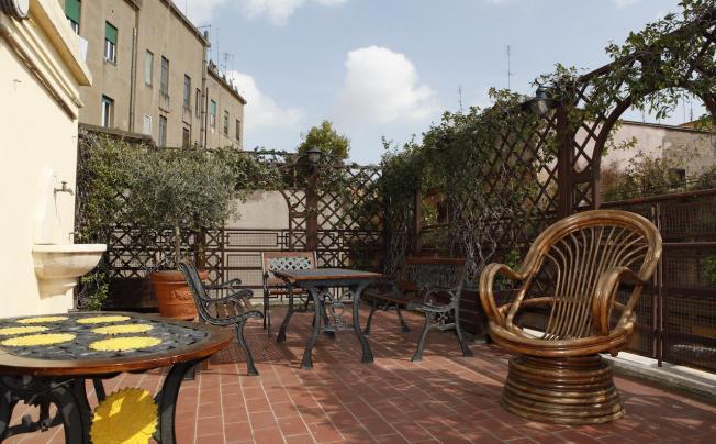 Adriatic Hotel Rome