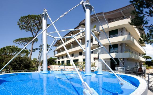 Acapulco Hotel Forte Dei Marmi