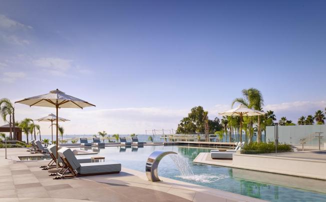 Отель Parklane A Luxury Collection Resort & Spa (ex. Le Meridien Limassol Spa & Resort)