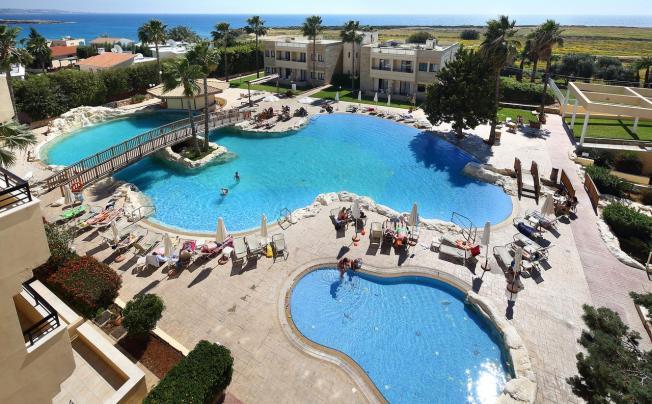 Panareti Coral Bay Hotel Apts