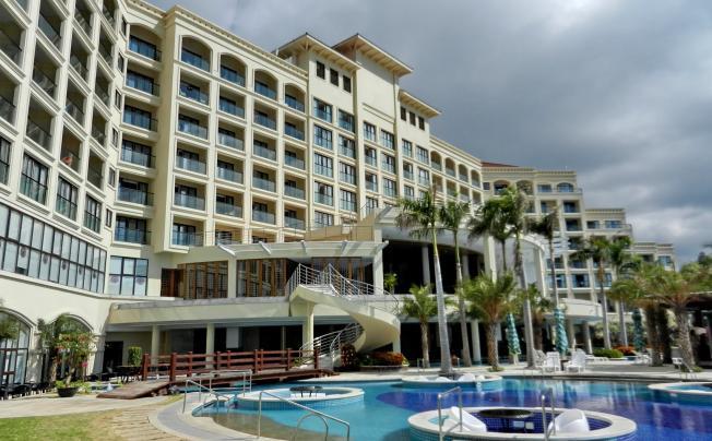 Aegean Jianguo Suites Resort Hotel
