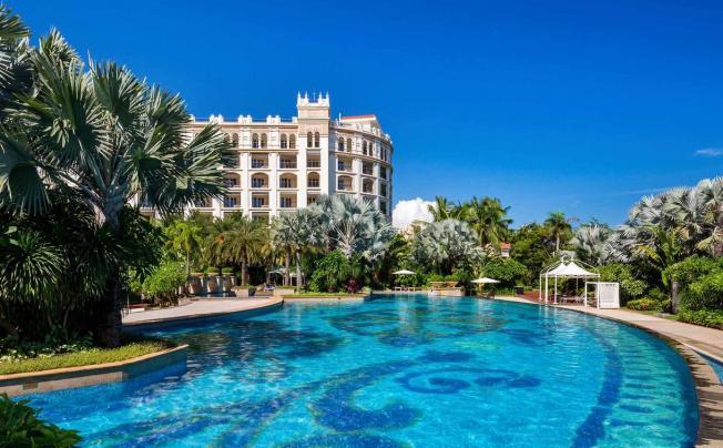 Crowne Plaza Resort Sanya Bay (ex. Grand Fortune Bay)