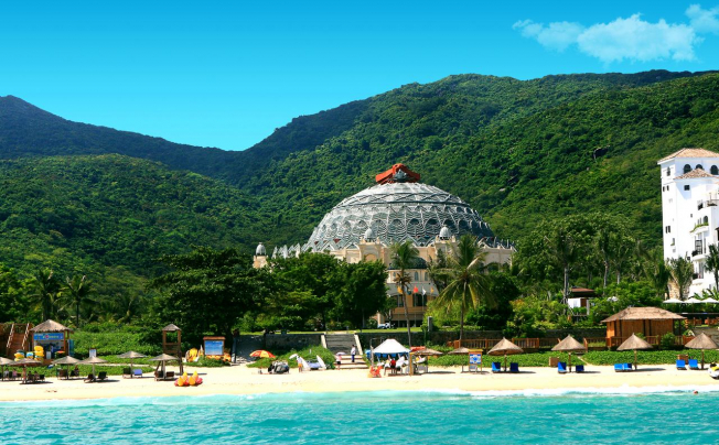 Universal Resort Yalong Bay Sanya Hotel
