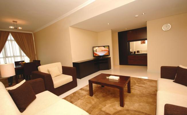 Отель Emirates Springs Hotel Apartments