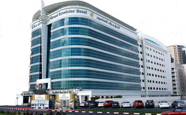 Grand Excelsior Hotel Bur Dubai (ex. Dhow Palace)