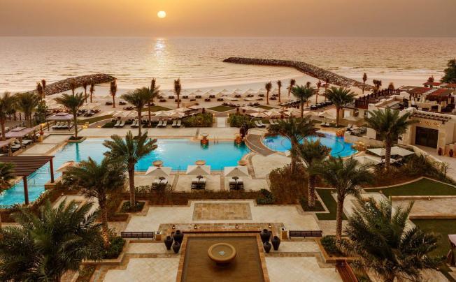 Отель Ajman Saray A Luxury Collection Hotel & Resort