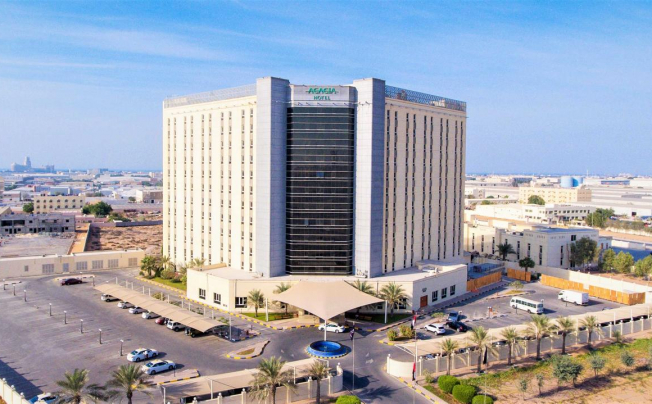 Acacia Hotel By Bin Majid Hotel & Resort (ex. Acacia Hotel Ras Al Khaimah)