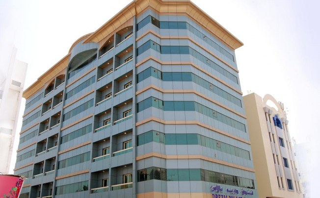 Отель Dream Palace Hotel Dubai