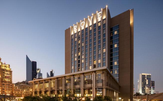 Rove Downtown Dubai Hotel