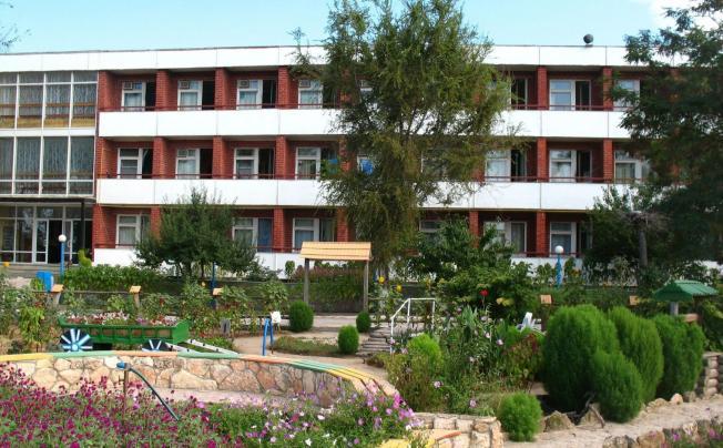 Фламинго Отель Межводное