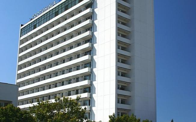 Отель крым - гостиничный комплекс