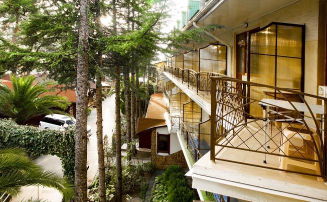 Олеся - Отель