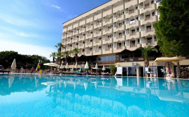 Отель Anitas Hotel