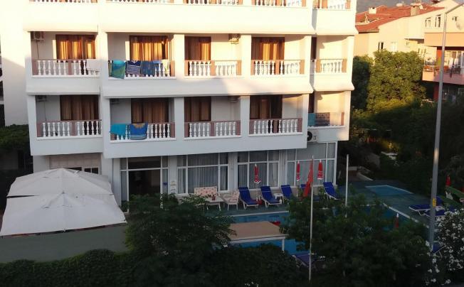 Unver Hotel (ex. Alba Hotel)
