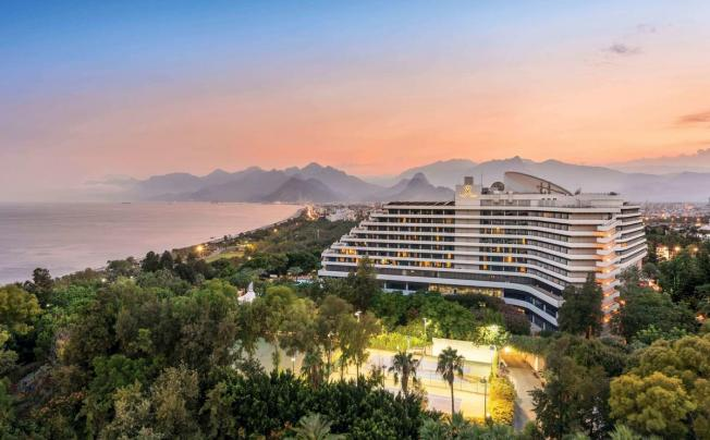 Отель Rixos Downtown Antalya (ex. Sheraton Voyager)