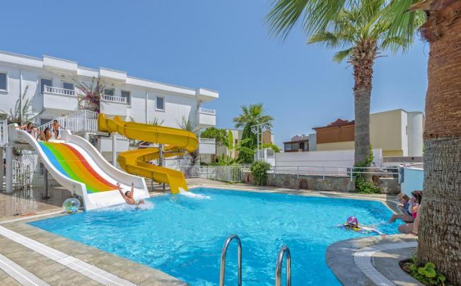Отель Bendis Beach Hotel (ex. Tansel Beach Hotel)