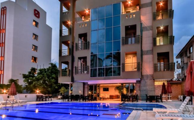 Отель Lara Park Hotel (ex. Lara Plaza)