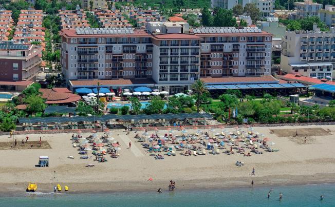 Отель Cactus Club Paradise & Aquapark