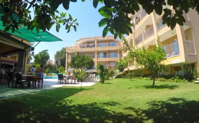 Отель Begonville Apart Hotel