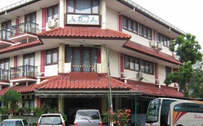 Отель Aside Hotel