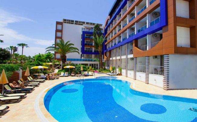 Отель Gardenia Hotel