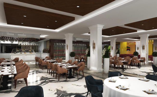 Отель Aydinbey Queens Palace & Spa