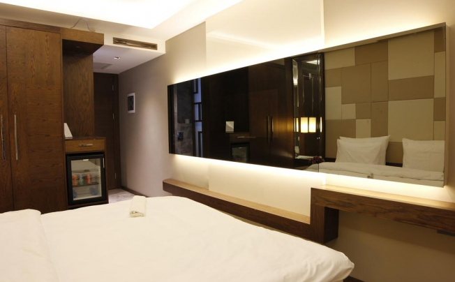Отель Biancho Hotel Pera