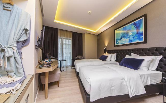 Отель Barbera Hotel