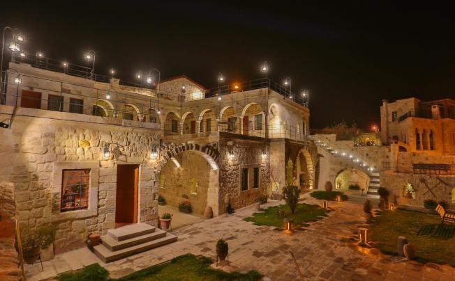Acropolis Cave Suite Hotel Boutique