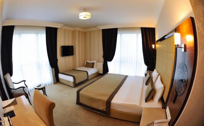 Отель Asia City Hotel Istanbul