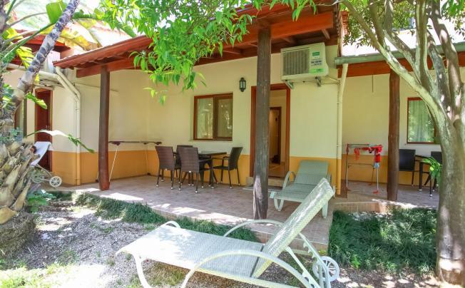 Отель Azur Paradise Cirali