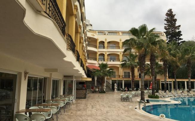 Отель Armir Palace (ex. Kemer Millennium Palace)