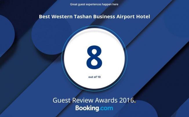 Отель Best Western Tashan Business & Airport Hotel