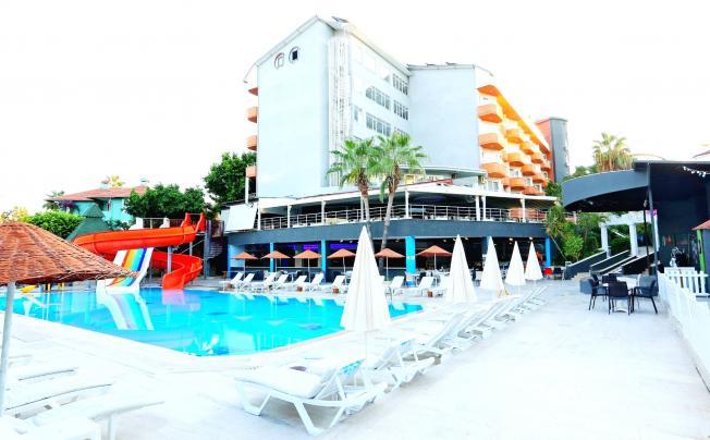 Mysea Incekum Hotel (ex. Raina Beach Hotel; Royal Rose Hotel; Fugla Sunlife)
