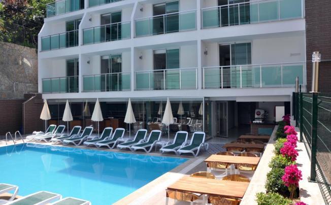 Отель Atlas Hotel