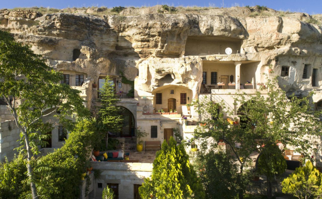 4 Oda Cave Hotel