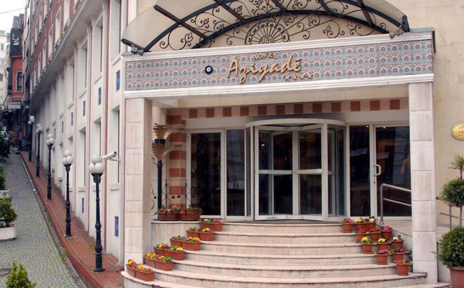 Отель Aziyade Hotel