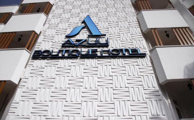 Отель Azuu Boutique Hotel (Ех. White Boutique; Pamira Boutique; Solaris)