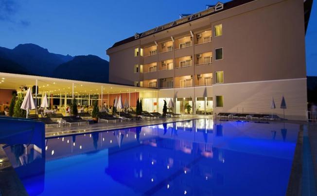 Castle Park Hotel (ex. Larissa Park Hotel Beldibi)